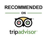 Recommened on Trip Advisor